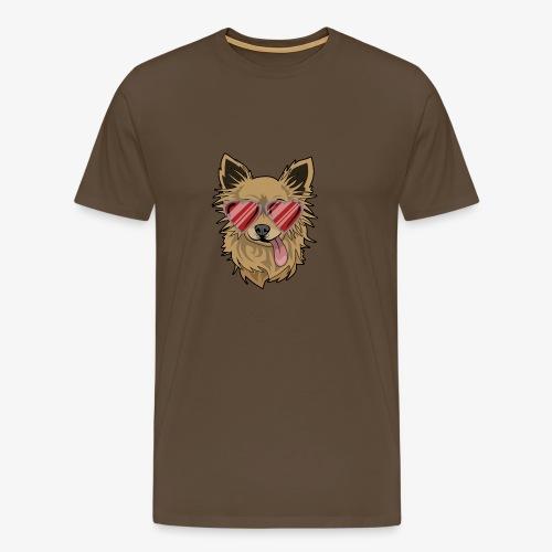 Cool Engla - Premium-T-shirt herr