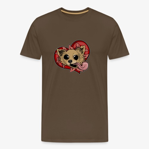 Engla - Premium-T-shirt herr