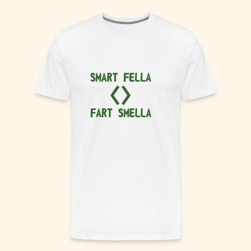 Smart fella - Maglietta Premium da uomo