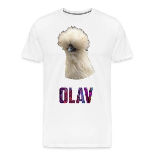 Olav 2 - Premium T-skjorte for menn