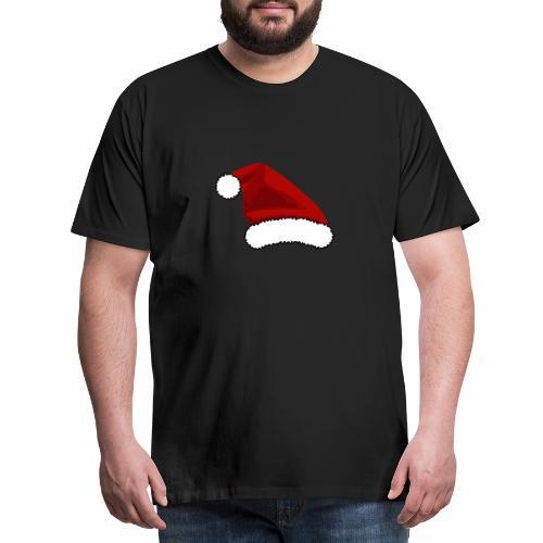 Joulutontun lakki - tuoteperhe - Miesten premium t-paita
