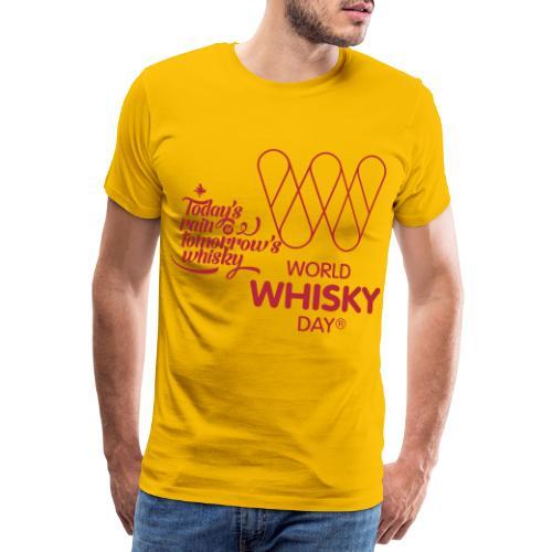 Today s Rain - Men's Premium T-Shirt