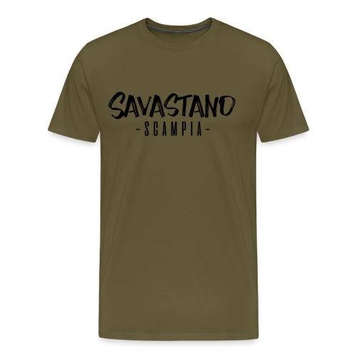 savastano Scampia n - T-shirt Premium Homme