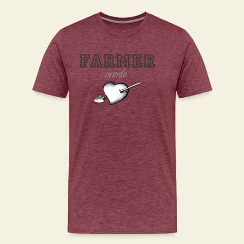 Hearth farmer - Maglietta Premium da uomo