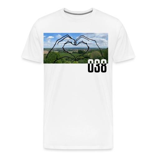 038 Shirt - Männer Premium T-Shirt