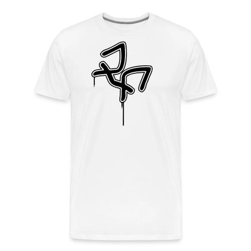 drool_black - Maglietta Premium da uomo