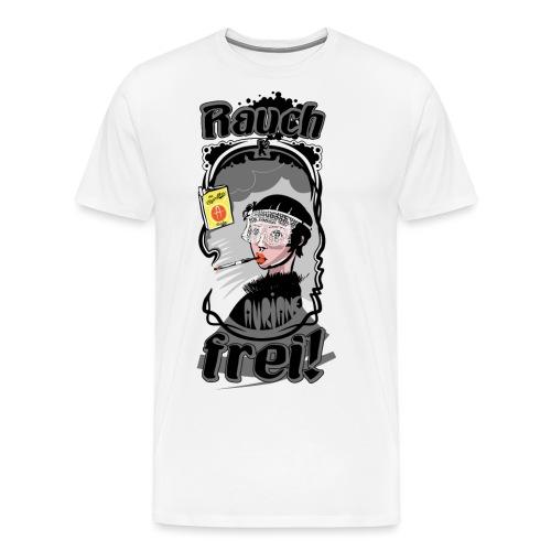 Rauch Frei! - Männer Premium T-Shirt