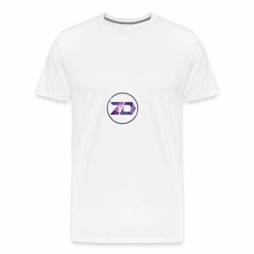 ZIZOUZ DESIGNS LOGO - T-shirt Premium Homme