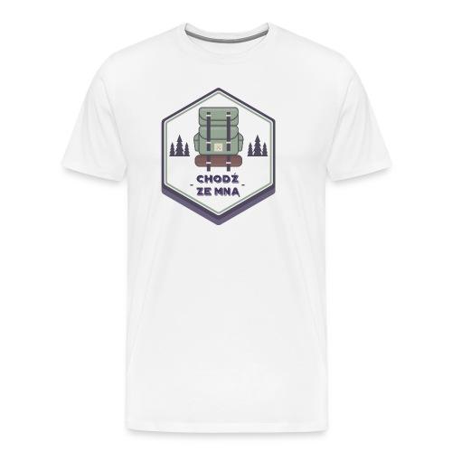 Górska wycieczka - Koszulka męska Premium