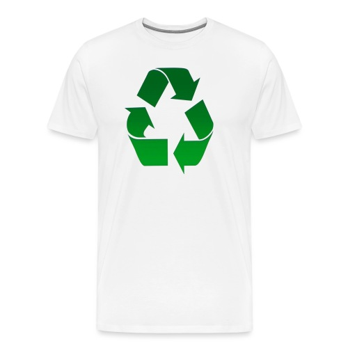 Recyclage - T-shirt Premium Homme