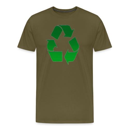Recyclage - T-shirt Premium Homme