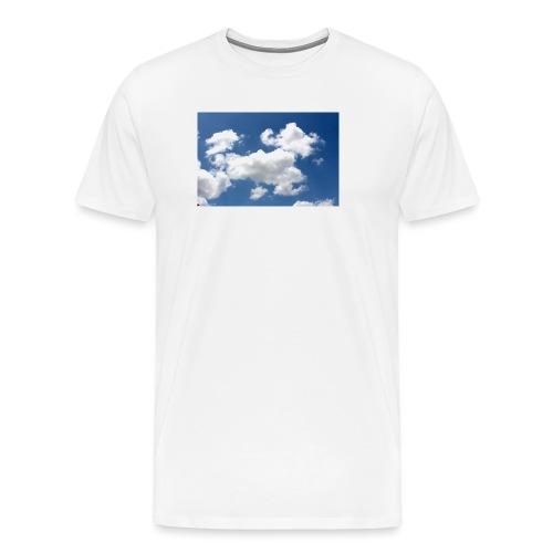 air atmosphere background 479333 jpg - Men's Premium T-Shirt