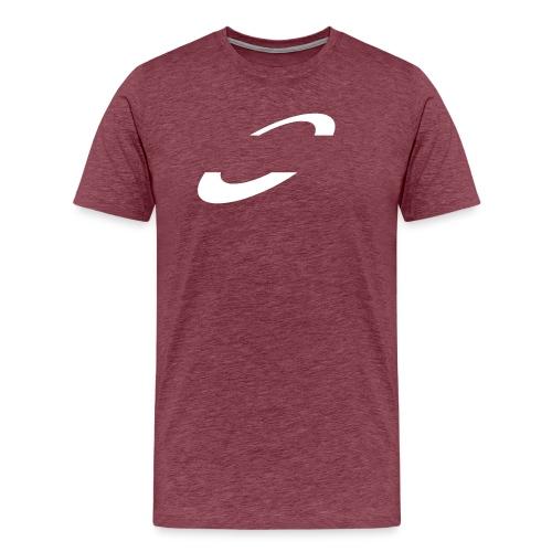 Planet Cycling Icon - Men's Premium T-Shirt