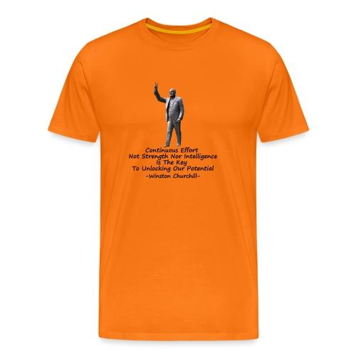 Effort - Men's Premium T-Shirt