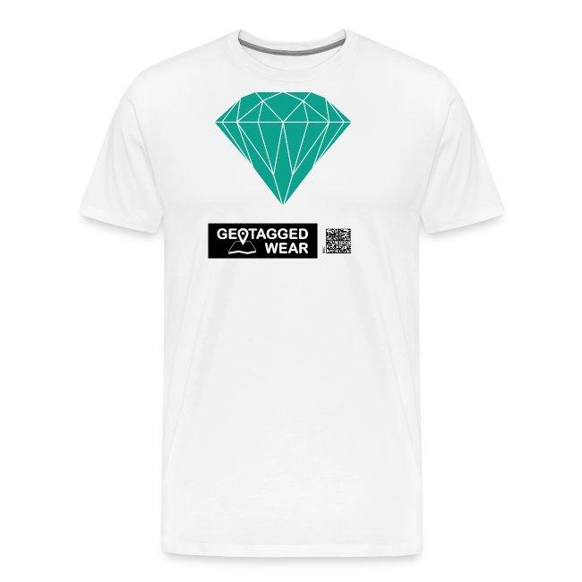 Unisex Diamond Pantone Arcadia