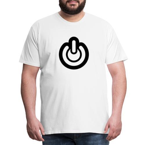 ON/OF gaming - Camiseta premium hombre
