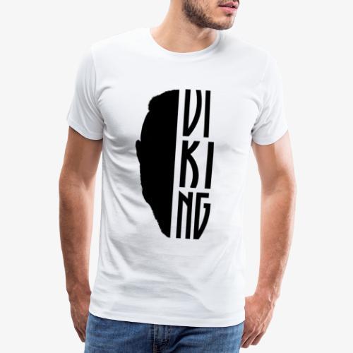 Viking Face - Männer Premium T-Shirt