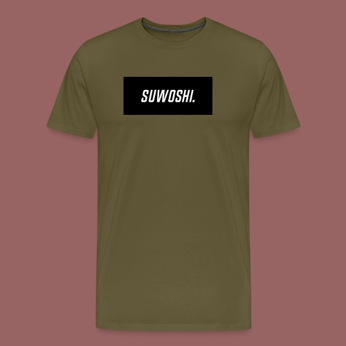 Suwoshi Sport - Mannen Premium T-shirt
