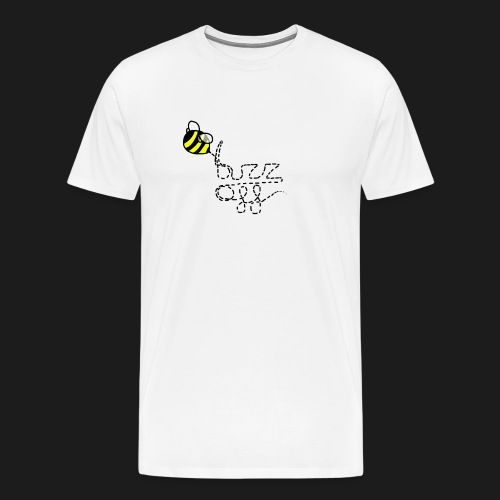 buzz off - Men's Premium T-Shirt