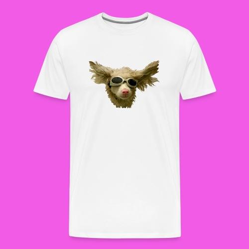 cool_doggles - Männer Premium T-Shirt