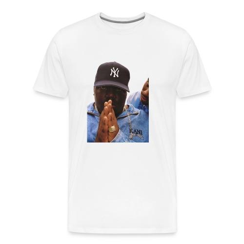 BIG x KANI - RAEVERSE - Mannen Premium T-shirt