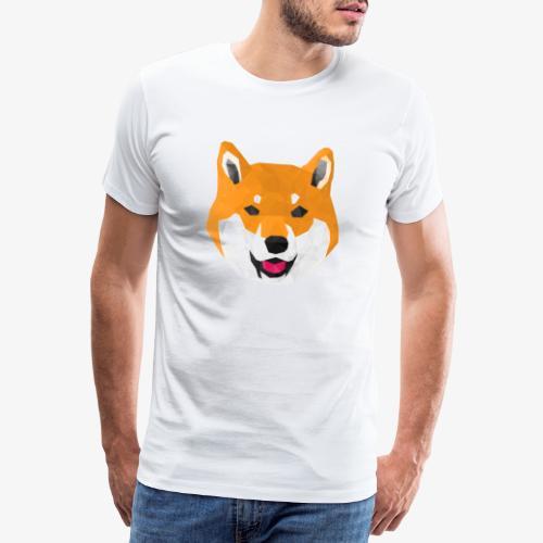 Shiba Dog - T-shirt Premium Homme