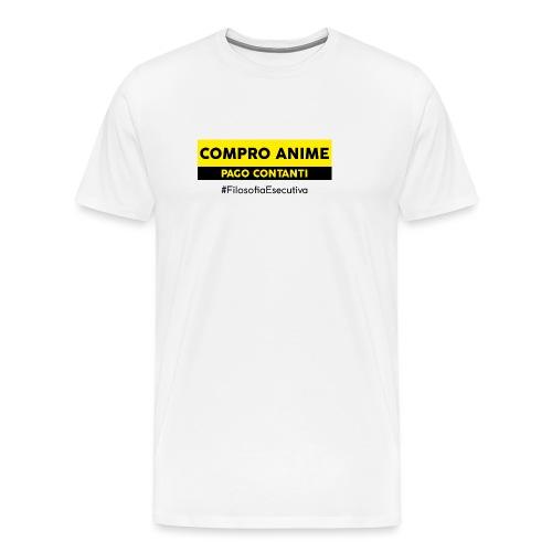 T-shirt Compro Anime - Maglietta Premium da uomo