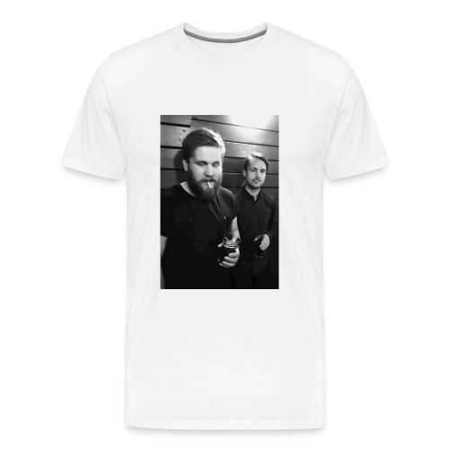 cigg jpg - Premium-T-shirt herr