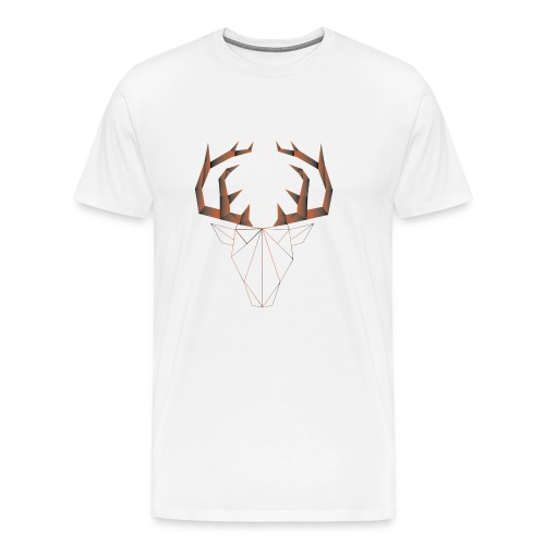LOW ANIMALS POLY - T-shirt Premium Homme