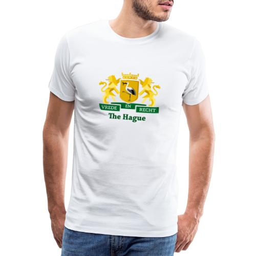 THE HAGUE - T-shirt Premium Homme