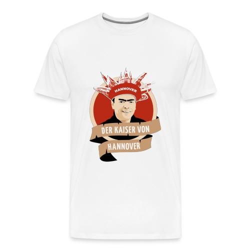 Kaiser von Hannover - Männer Premium T-Shirt