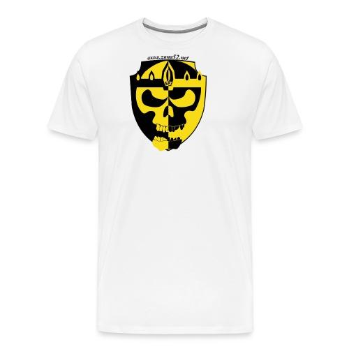 Logo clan zona 52 - Camiseta premium hombre