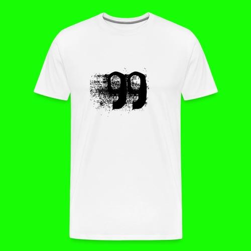 99 - Männer Premium T-Shirt