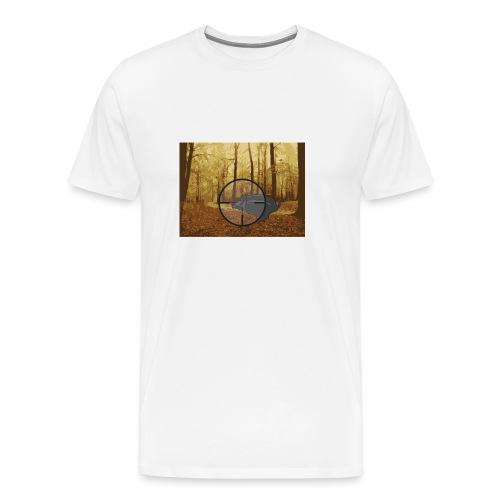 Wildschwein Drückjagd - Männer Premium T-Shirt
