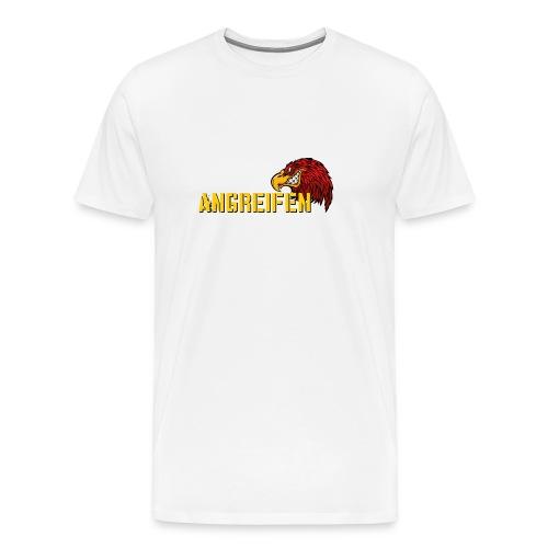 angreifen_1 - Männer Premium T-Shirt