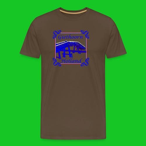 Giethoorn - Mannen Premium T-shirt