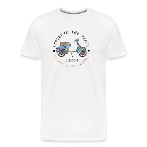 UMBRELLA SKY PROJECT - T-shirt Premium Homme