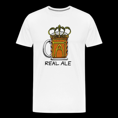 Real Ale - Men's Premium T-Shirt