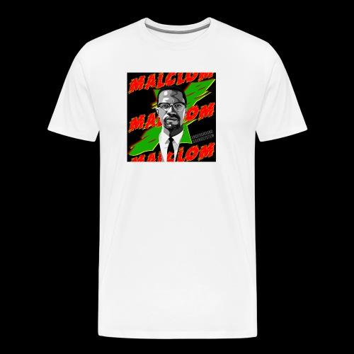 MALCOM by UNDERGROUND SOUNDSYSTEM - Männer Premium T-Shirt