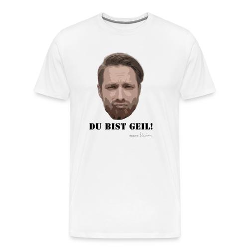 kevin bearbeitet - Männer Premium T-Shirt
