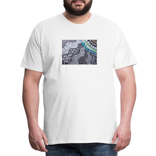Pattern Contest #01 - Maglietta Premium da uomo
