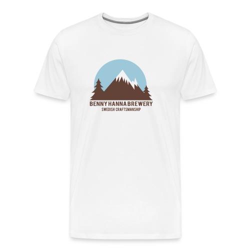 BHB Swedish - Premium-T-shirt herr