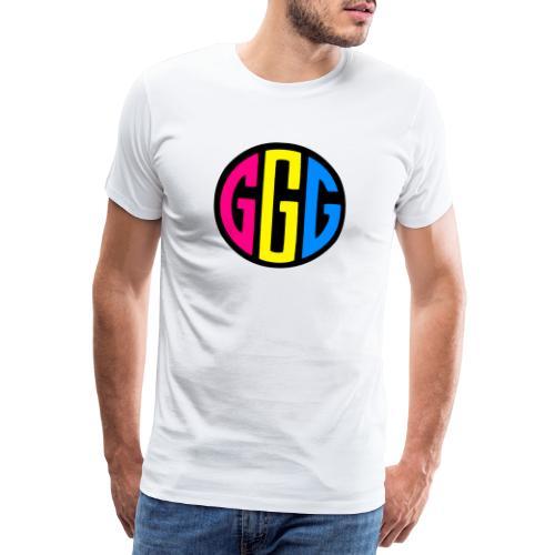 GGG PYB - Camiseta premium hombre