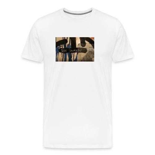 Schinken - Männer Premium T-Shirt