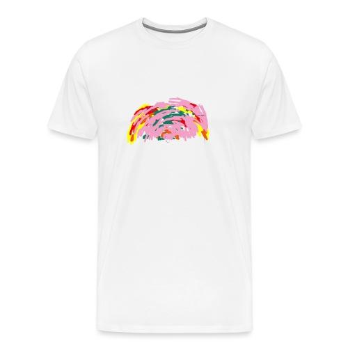 mp1920 nuggets - Maglietta Premium da uomo