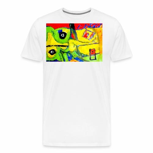 Art1 - Maglietta Premium da uomo