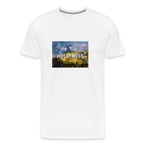 La Mode Aime Los Angeles - T-shirt Premium Homme