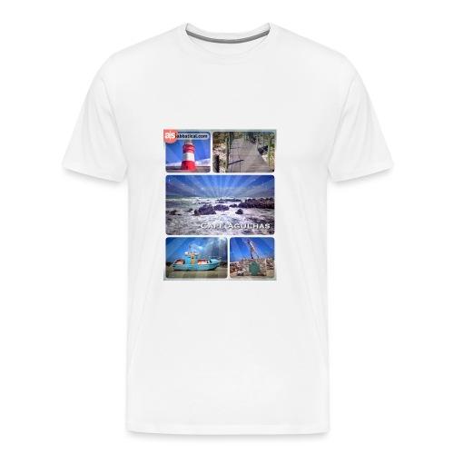 Cape Agulhas - Männer Premium T-Shirt