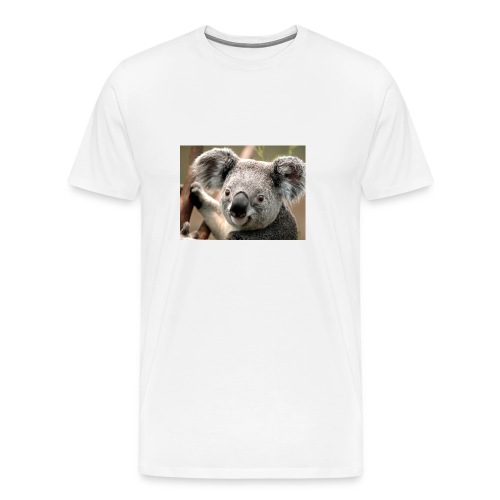 Koala jpg - Männer Premium T-Shirt
