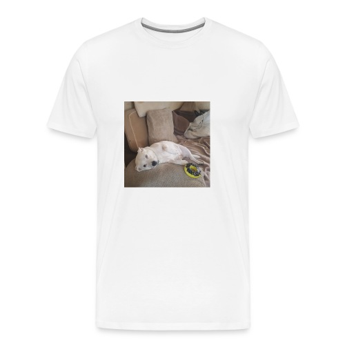 dog life - Men's Premium T-Shirt
